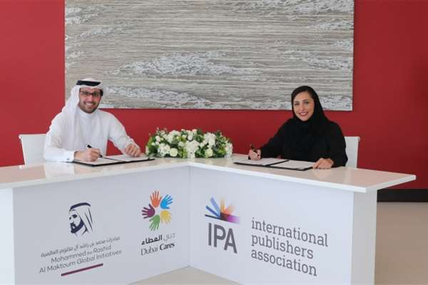 Dubai Cares and International Publishers Association forge partnership to support the future of African publishing